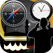 Azan Time Prayer Time Qibla  Latest Version Download