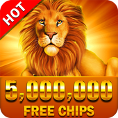 Great Lion - Free Vegas Casino Slots Machines
