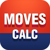 Moves Calc for Pokemon GO