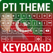 PTI Keyboard - Asan Urdu Typing Input Method  APK 1.2