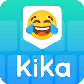 Kika Keyboard - Emoji, GIFs Latest Version Download