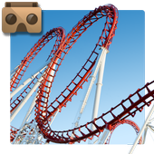 VR Thrills Roller Coaster 360 (Google Cardboard) For PC