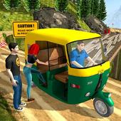 Offroad Tuk Tuk Driving Simulator Free 1.0 Android for Windows PC & Mac