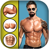 Download Man Fit Body Photo Editor Man Abs Editor 1.5 APK File for Android