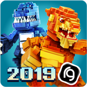 Super Pixel Heroes 2019 APK 1.2.221