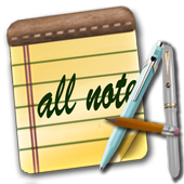 All Note - rich editor,photo,drawing,maps and more  Latest Version Download