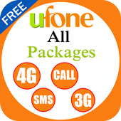 All Ufone Packages Free  APK 1.8