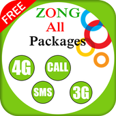 All Zong Packages Free 1.0 Android Latest Version Download