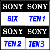 Sony Six Live & Sony Ten Sports Live Tv Guide app in PC - Download