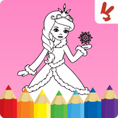 Kids coloring book: Princess Latest Version Download