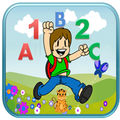 Letters numbers and vocals  APK 1.0