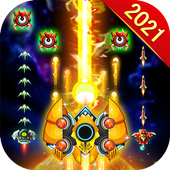 Space Hunter Galaxy Attack Arcade Shooting Game APK 1.9.9
