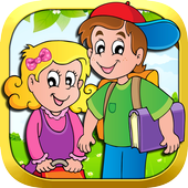 zello and his kids life puzzle APK 1.4