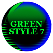 Green Icon Pack Style 7 v2 0 app in PC - Download for