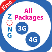 Packages Of Zong  APK 1.4