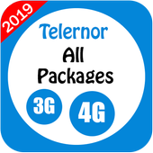 My Telenor Packages Free 2018  APK 1.7