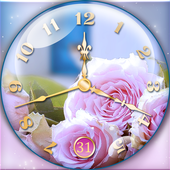 Rose Clock Live Wallpaper 4.0.1 Latest Version Download