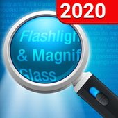 Magnifying Glass + Flashlight APK 1.9.4