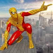 Spider Hero Crime Battle 1.0 Android for Windows PC & Mac