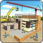 Modern House Construction 3D 1.1 Android for Windows PC & Mac