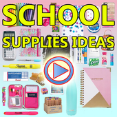 DIY School Supplies Ideas  APK 1.0