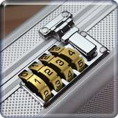 screen lock number briefcase For PC
