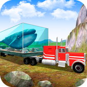 Sea Animals Truck Transport Simulator  For PC