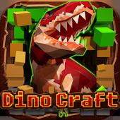 Download DinoCraft Survive & Craft Pocket Edition 4.1.3 APK File for Android