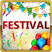 Festivals Greeting Cards Maker  APK 1.6