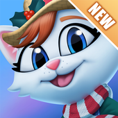 Kitty City: Help Cute Cats Build & Harvest Crops For PC