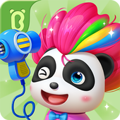 Baby Panda's Hair Salon