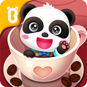 Baby Panda's Café- Be a Host of Coffee Shop & Cook 8.35.00.00 Android for Windows PC & Mac