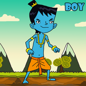The Funny Blue Kid APK 1.9.2