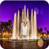 Download Water Fountain Photo Frames 2.0 APK File for Android