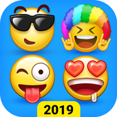 Emoji Keyboard - Cute Emoji,GIF, Sticker, Emoticon For PC