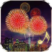 Fireworks Live Wallpaper