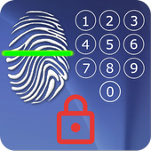Screen Lock - with Fingerprint Simulator 8.2 Android for Windows PC & Mac
