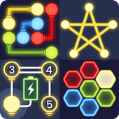 COLOR GLOW : Puzzle Collection 137