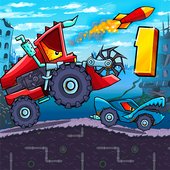 Car Eats Car:Apocalypse Racing Latest Version Download