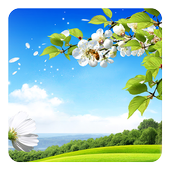 Spring Live Wallpaper 7.6 Android for Windows PC & Mac
