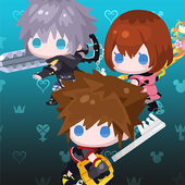 Download KINGDOM HEARTS Union χ[Cross] 3.4.4 APK File for Android