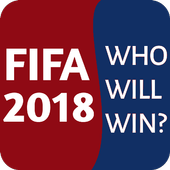 Who Will Win - FIFA World Cup 2018, Russia 0.4 Android for Windows PC & Mac