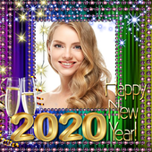 2020 New Year Photo Frames - New Year Wishes 2020 APK 1.0.2