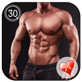 30 Day Home Workout - Fit challenge home workouts 5.9 Android for Windows PC & Mac