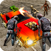 Zombie Highway Kill - Zombie Games With Cars War