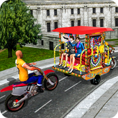 Tuk Tuk Auto Chingchi City Rickshaw  Latest Version Download