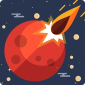 Planet Blast - Swipe To Shoot Jumping Ball