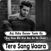 Tere Sang Yaara | Love & Sad Hindi Status, Shayari  Latest Version Download