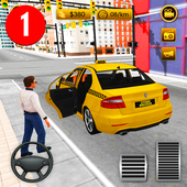 New York City Taxi Driver Driving Games Free APK 1.6