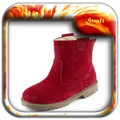 Red Boots Ideas